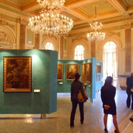 An afternoon at the Pinacoteca for children