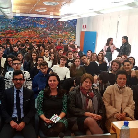 "An investment in business culture. The ""latuaideadimpresa"" competition involving 120 students"