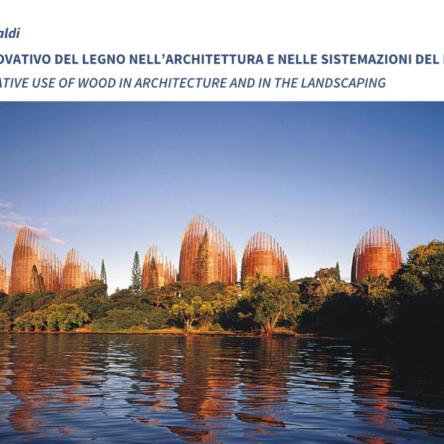 Come il legno può rivoluzionare l'architettura e far bene al paesaggio: uno studio targato Alforlab