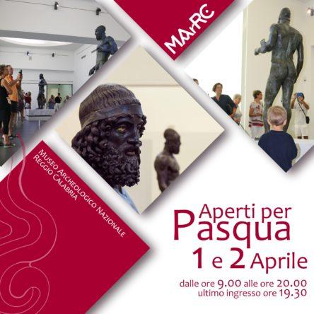 Pasqua e pasquetta al MARRC e domenica 1 aprile 2018, ingresso gratuito  per l'iniziativa #domenicalmuseo