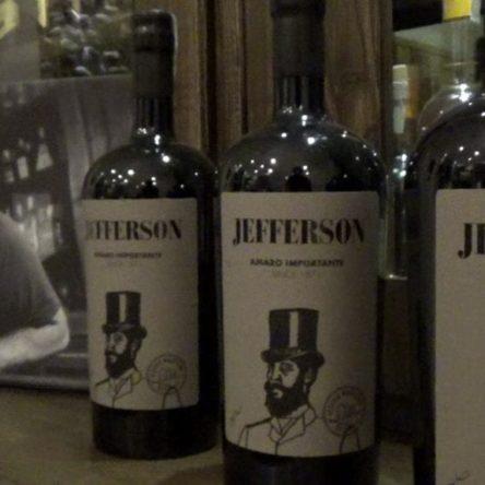 Jefferson del Vecchio Magazzino Doganale di Montalto Uffugo è il miglior liquore del mondo!