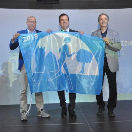 (Ita) Una città della salute che favorisce il cammino e la corsa: Cosenza è Bandiera azzurra 2018