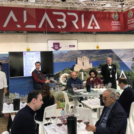 Al Vinitaly la Calabria delle eccellenze