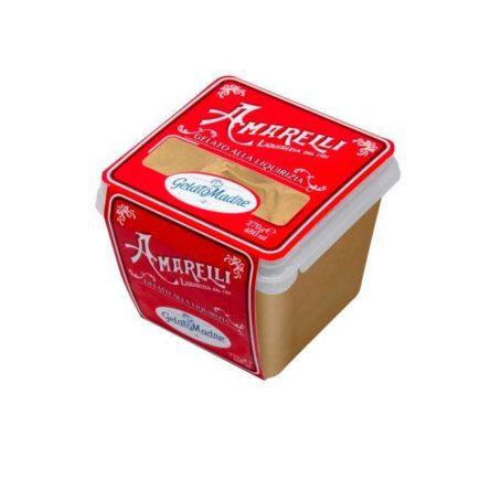 (Ita) Il gelato alla liquirizia AMARELLI tra i prodotti innovativi al CIBUS di PARMA