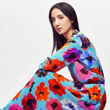 Dalla Calabria alla California, la calabrese Giulia Rositani porta lo stile all'evento più cool del mondo