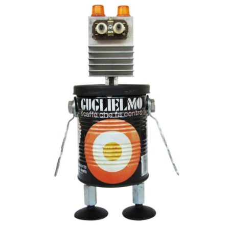 (Ita) La grande mostra personale dell'artista dei Robot al Museo Marca – Catanzaro