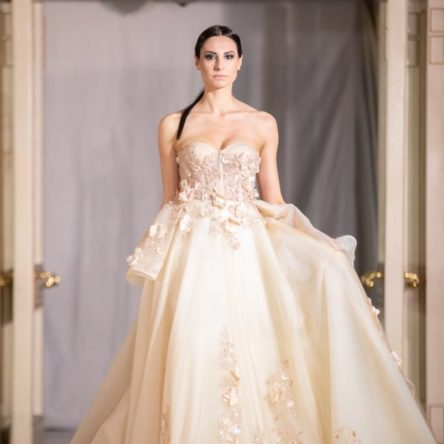 (Ita) Tra Haute Couture e nuovi talenti si conclude la terza edizione dell'International Fashion Week