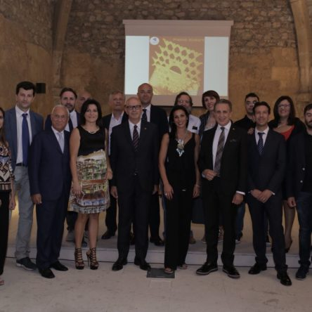 Al Castello Svevo di Cosenza il Premio Alveare Confapi 2018