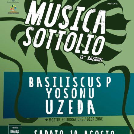 Musica Sottolio XIII Edizione – Il Festival più unto d'Italia