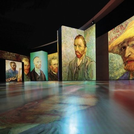 La mostra Van Gogh Alive al Museo multimediale di Cosenza