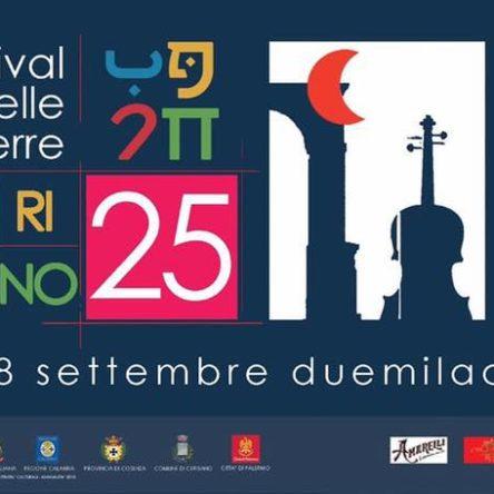 (Ita) Dal 2 all'8 settembre a Cerisano la XXV edizione del Festival delle Serre