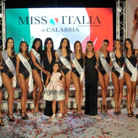 Sara Fasano è Miss Calabria 2018