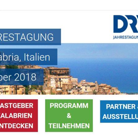 (Ita) Perché ospitare il Meeting DRV è un'opportunità imperdibile per una regione ad alte potenzialità turistiche
