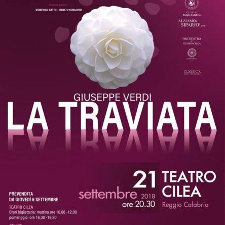 """(Ita) """"La traviata"""" di Verdi inaugura il Rhegium Opera Musica Festival"""