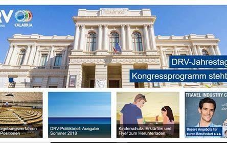 I massimi rappresentanti del mercato turistico tedesco in Calabria per un evento mondiale tra i più ambiti dalle destinazioni emergenti