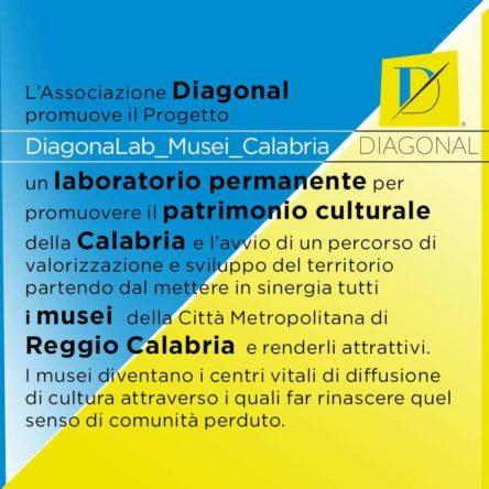 """Al via il progetto """"DiagonaLab Musei Calabria"""""""