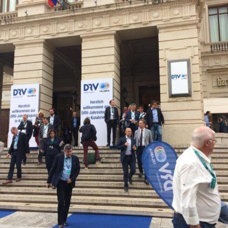 Al teatro Cilea più di 600 operatori turistici tedeschi per la 68° edizione del meeting DRV