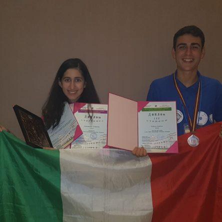 (Ita) Straordinaria affermazione degli studenti reggini alle Olimpiadi internazionali di Astronomia