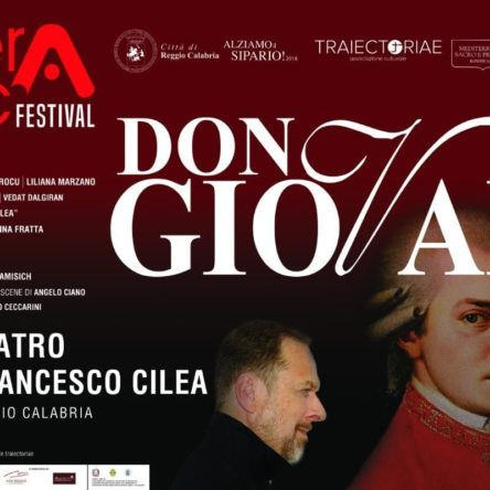 Don Giovanni di Wolfgang Amadeus Mozart in scena a Reggio Calabria il 23 e 25 novembre prossimi
