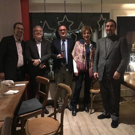L'enoteca regionale CASA DEI VINI DI CALABRIA in Germania per la settimana della cucina italiana nel mondo