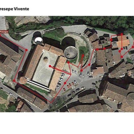 (Ita) Civita ripropone il Presepe Vivente della tradizione partenopea del 1700