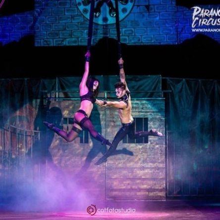 (Ita) Fiammante ed adrenalinico, il Paranormal Circus a Rossano Calabro