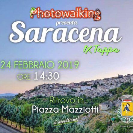 (Ita) Il photowalking fa tappa a Saracena