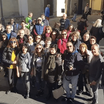 Il borgo di Saracena incanta i partecipanti al Photowalking
