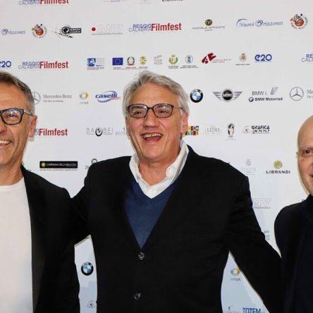 (Ita) Professionisti di livello nazionale alle Masterclass organizzate nel contesto del Reggio Calabria Film Fest