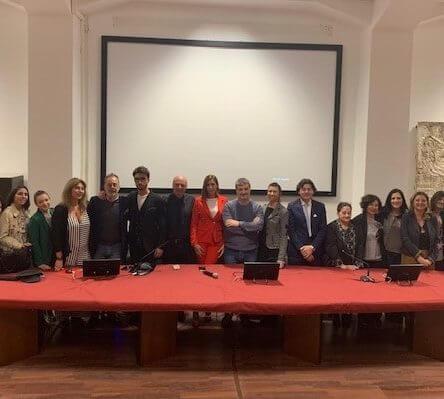 Vincenzo Linarello, per GOEL e Cangiari, incontra gli studenti dell'Accademia di Belle Arti di Reggio Calabria