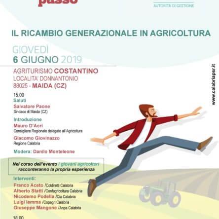La Calabria cambia passo anche in agricoltura