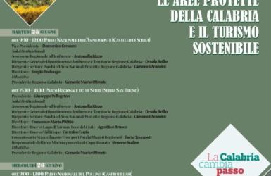 06a7864a2b Quattro incontri per conoscere e apprezzare lo straordinario capitale  naturale della Calabria