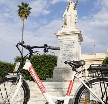 Il 14 giugno si inaugura il bike sharing