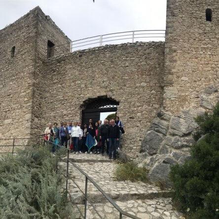 Castello San Niceto, l'antica fortezza bizantina che guarda al futuro