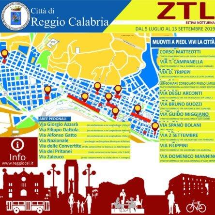 Reggio Calabria: muoviti a piedi, vivi la città!