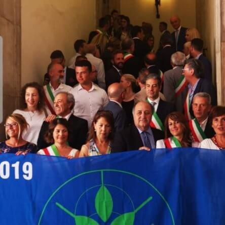 Il Comune di Trebisacce ha conquistato, per il secondo anno consecutivo, la Bandiera Spighe Verdi