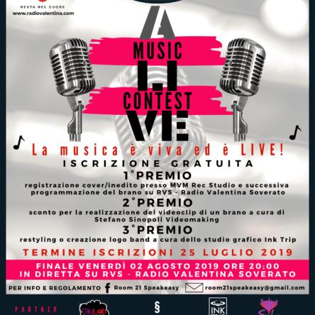 Alive Music Contest
