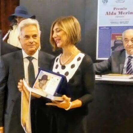 (Ita) Premio Alda Merini, premiata la poetessa Sonia Vivona