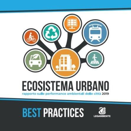 """Cosenza ancora prima città del Centro-Sud per qualità della vita nel rapporto """"Ecosistema urbano 2019""""."""