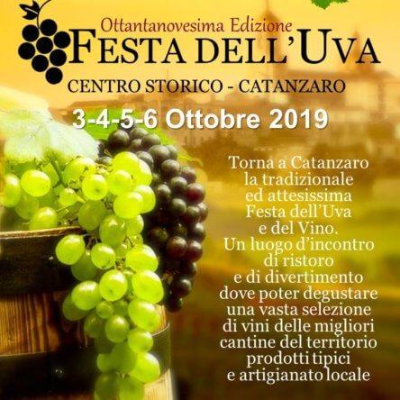 La Festa dell'Uva a Catanzaro