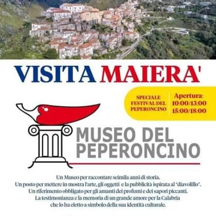 In Calabria il Museo del Peperoncino, unico al mondo