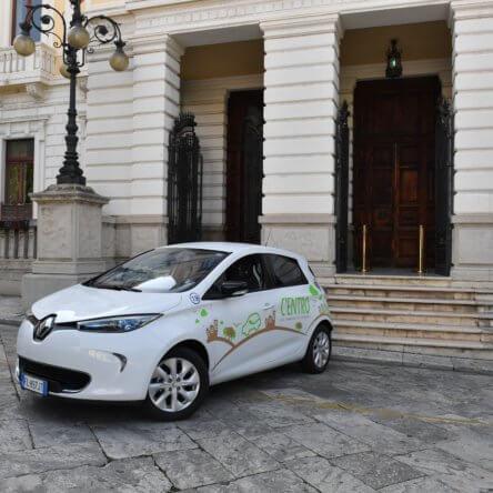 Attivo a Reggio il servizio di car sharing