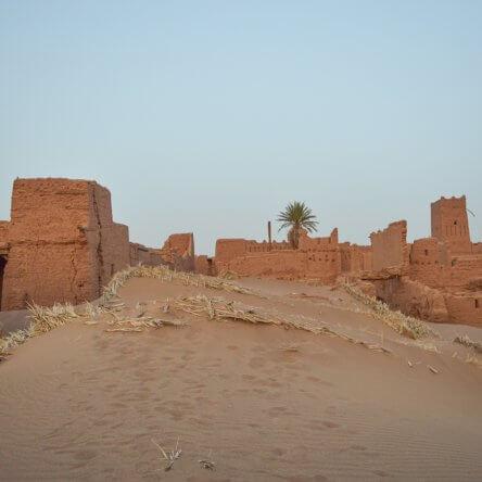 Architetto di origini reggine in un importante progetto di recupero nel Sahara documentato in un film