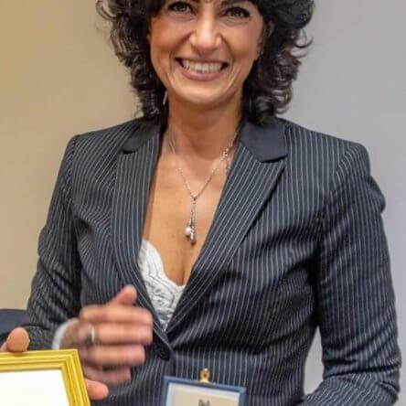 A Giulia Fresca, conferita dalla Presidente Elisabetta Casellati, la prestigiosa Medaglia al Merito del Senato della Repubblica