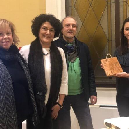 Palazzo Alvaro ha ospitato la celebrazione del quarantesimo anno di attività e di impegno della Sezione di Italia Nostra Reggio Calabria