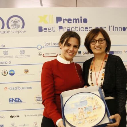 Calabra Maceri e Servizi vince il secondo posto al Premio nazionale Best Practices per l'Innovazione