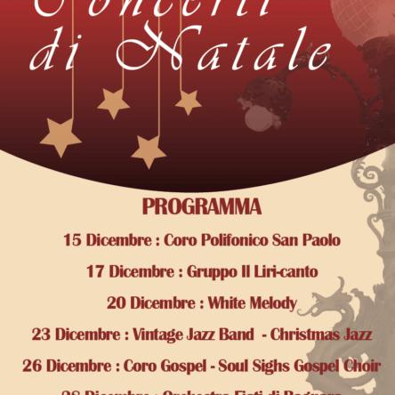 Al via i Concerti di Natale a Reggio Calabria
