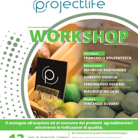 ProjectLife fa il punto sul comparto dei prodotti biologici regionali