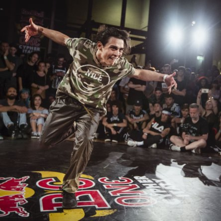 RED BULL BC ONE ITALY CYPHER 2020 rinviato al 2021