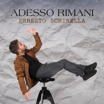 Ernesto Schinella in radio con Adesso rimani